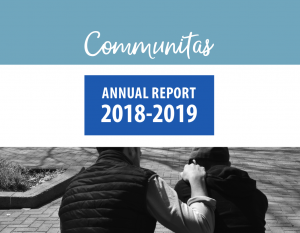 Cover of the 2018-2019 Annual Report