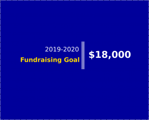 Image of 2019-2020 fundraising goal
